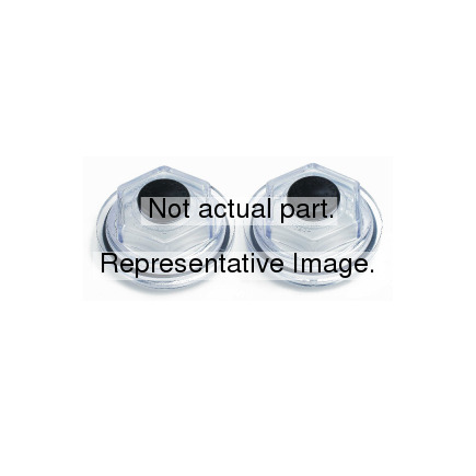 021-088-00 by DEXTER AXLE - OIL CAP 9K-10KGD CLEAR LEXAN