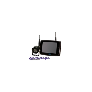 """EC5605-WK by ECCO - 5.6"""" LCD Color Wireless System"""