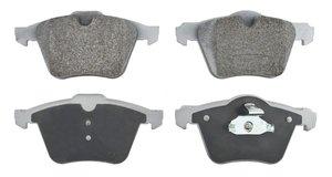 MX1305 by FEDERAL MOGUL-WAGNER - ThermoQuiet Semi-Metallic Disc Brake Pad Set