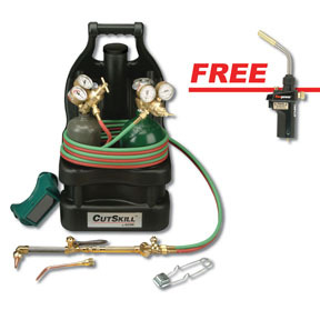0384-0939A by FIREPOWER - CSV-CPT TOTE W/ FREE TORCH