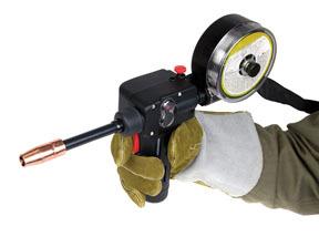 1027-1390 by FIREPOWER - Tweco SG Series Spool Gun w/ Carrying Case