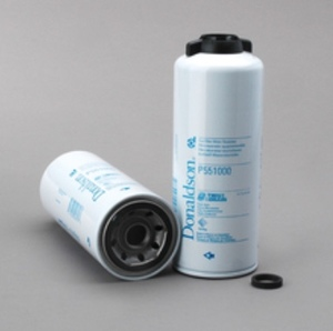 DN-P551000 by FREIGHTLINER - P551000 FUEL FILTER, WATER SEPARATOR SPIN-ON TWIST&DRAIN