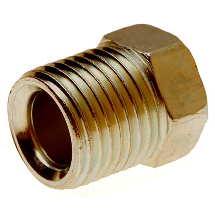 G60596-0303 by GATES CORPORATION - Adapters-->Steel Tubing Male Inverted Swivel Nut - Steel