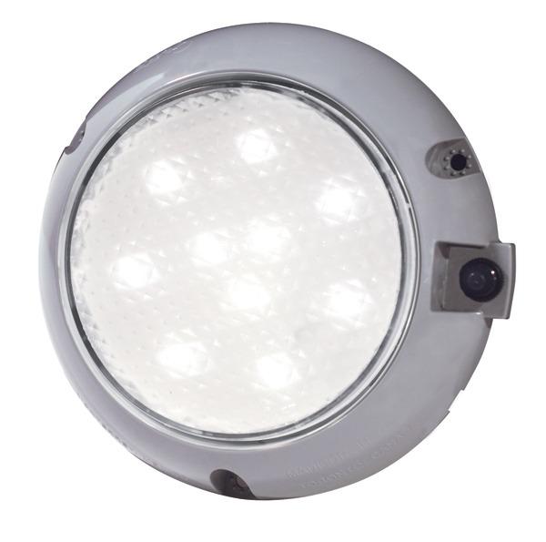 LED WhiteLight™ 4″ Dome Lamp, Surface