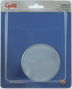 12004-5 by GROTE - Stick-On Convex Mirror, 3″