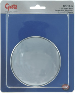 12014-5 by GROTE - Stick-On Convex Mirror, 3 3/4″