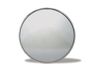 12014 by GROTE - Stick-On Convex Mirror, 3 3/4″