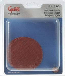 41143-5 by GROTE - REFLECTOR; 3in ROUND ; YE