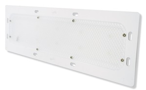 61111 by GROTE - LED WhiteLight™ Recessed-Mount Dome Lamp, High Output Version, 24-Volt, 1000 Lumens, White