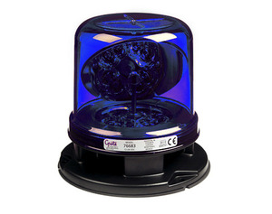 76685 by GROTE - RotoLED™ Class I LED Hybrid Beacon, Blue