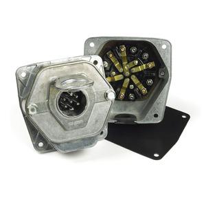 82-0850 by GROTE - Heavy Duty 7-Way Socket & Plug Connectors