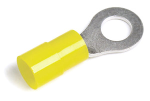 83-2216 by GROTE - Nylon Ring Terminal Extended Barrel - 12-10 Gauge