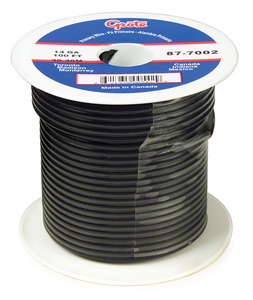 87-3002 by GROTE - Primary Wire - General Thermo Plastic Wire
