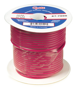 87-4000 by GROTE - Primary Wire - General Thermo Plastic Wire