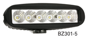 BZ301-5 by GROTE - BriteZone LED Work Light - Slim