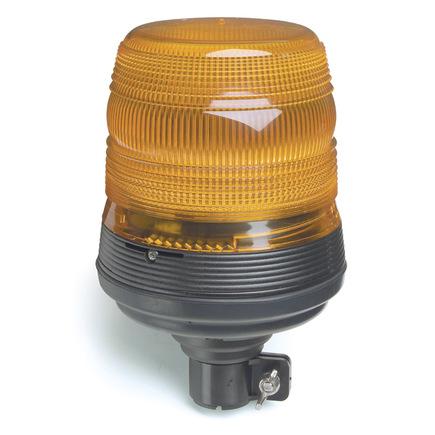 76963 by GROTE - Flexible-Base Strobe Lamp, Yellow