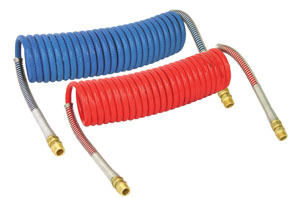 11953 by HALDEX - 15' Aircoil Set (1 Red & 1 Blue)