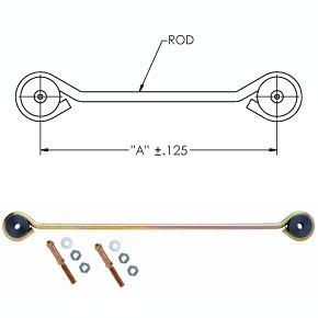 90554783 by HALDEX - Fixed Loop Linkage
