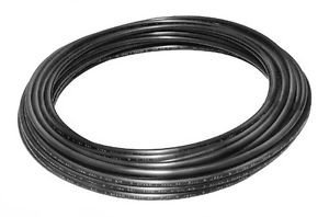 HDV-NT10003BLK100 by HD VALUE - Nylon Brake Tubing - Black, 100 ft, 3/16""