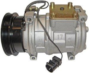 351110591 by HELLA USA - A/C Compressor