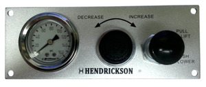 HAC-SSI by HENDRICKSON - Air Control Kit for Steerable Axle - Inside Mounted