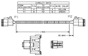 101546 by HORTON - CAN EXTENDER / ADAPTOR
