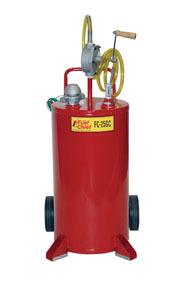 FC-25GC by JOHN DOW INDUSTRIES - 25 GAL GAS CADDY UL APPROVED
