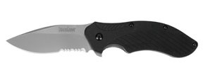 1605ST by KERSHAW KNIVES - CLASH, SERRATED
