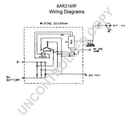 Alt install also Engine Tach Wiring additionally Leece Neville A0014919pa Mp additionally Wiring Diagram For Leece Neville 90   Alternator Model 8mr2070ta also Leece Neville 8ar2169f. on wiring diagram for leece neville alternator