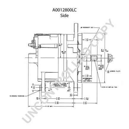 domestic lighting wiring diagram with Leece Neville A0012800lc on Leece Neville 8mr2307u further Leece Neville A0012800lc together with Leece Neville Avi160j2008 likewise IV3s 5474 together with Centric 105 Dot 13070.