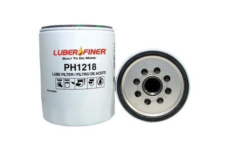 PH1218 by LUBER-FINER - Engine Oil Filter