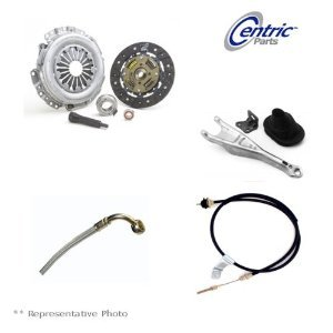 04-217 by LUK - Chevy Stock Replacement Clutch Kit