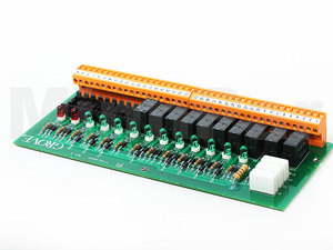 7-750-000-713 by MANLIFT - Relay Board