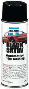 3811 by MAR-HYDE - Black Satin Aerosol