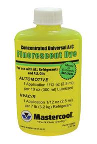 53625 by MASTERCOOL - Universal Dye 2 oz. Bottle