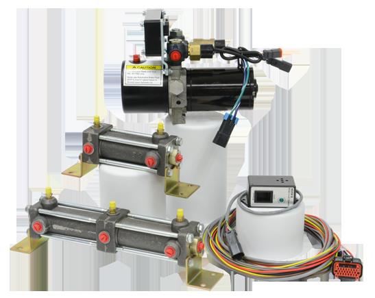 Hydraulic Lever Lock Brake Control : By mico brake lock system