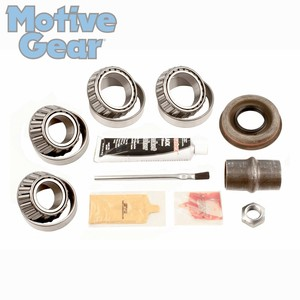 R50RLT by MOTIVE GEAR - Bearing Kit Dana 50; Bearing Kit Includes Timken Bearings (Carrier, Front and Rear Pinion, Pilot whe