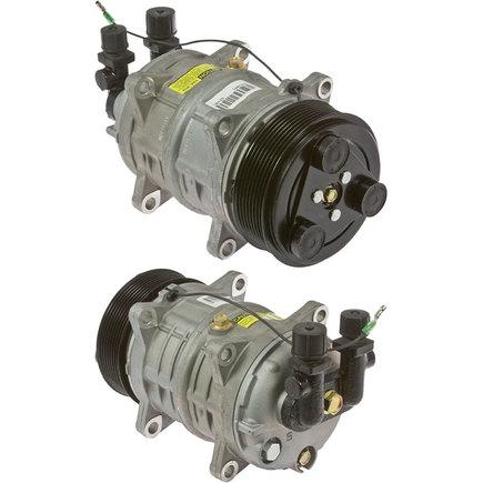 20-46120-HP by OMEGA ENVIRONMENTAL TECHNOLOGIES - A/C Compressor HP160 EAR V ORG 8GR 120 3E 12V B 1W