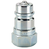 6602-4-4 by PARKER HANNIFIN - ISO 7241 series A Interchange, Steel Quick Couplings (hydraulic) up to 5000 psi - 6600 Series Nipples