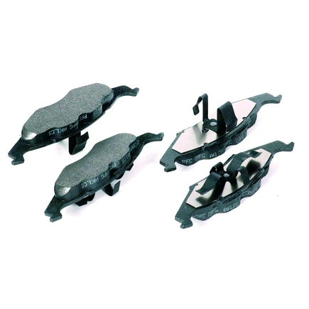 0633 20 By Performance Friction Brake Pads