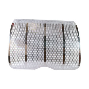 L45-6019 by PETERBILT - Grille Screen