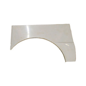 L79-6071 by PETERBILT - Skin-hood Side 389 Aluminum Left Hand