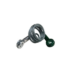 L92-6017-0875 by PETERBILT - Cable-hood Stop 875mm