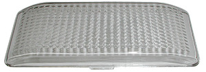 384-15C by PETERSON LIGHTING - 384-15 Rectangular Porch/Utility Replacement Lenses