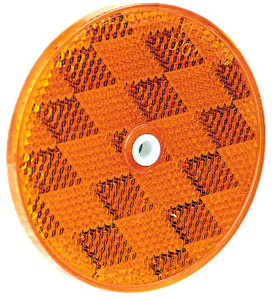 B476A by PETERSON LIGHTING - 476 Center-Mount Reflectors