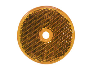 B477A by PETERSON LIGHTING - 477 Round Center-Mount Reflector