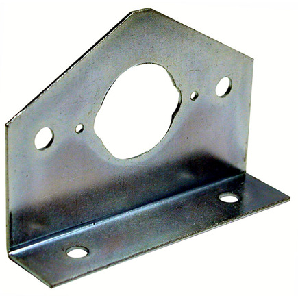 V5406-09 by PETERSON LIGHTING - 5406-09 Mounting Bracket for Round Sockets