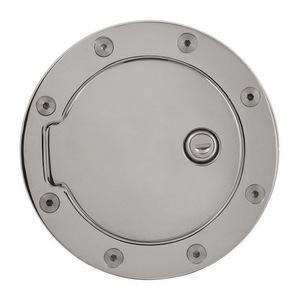 GD-103CKP by PILOT - Bully - Chrome Gas Door 07-up GM