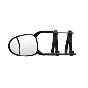 MI-063 by PILOT - Universal Clip-On Tow Inchg Mirror with Convex Blind Spot