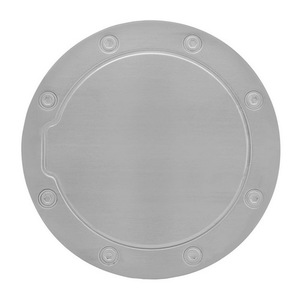 SDG-101 by PILOT - Bully - Stainless Steel Gas Door Cover 91-98 GM TRUCK/SUV